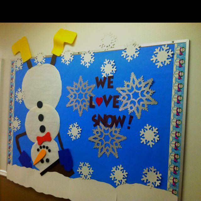 Board Decoration For Christmas: Mrs. Sarah's Classroom Blog