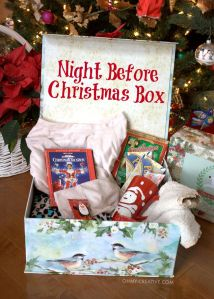 christmas eve box