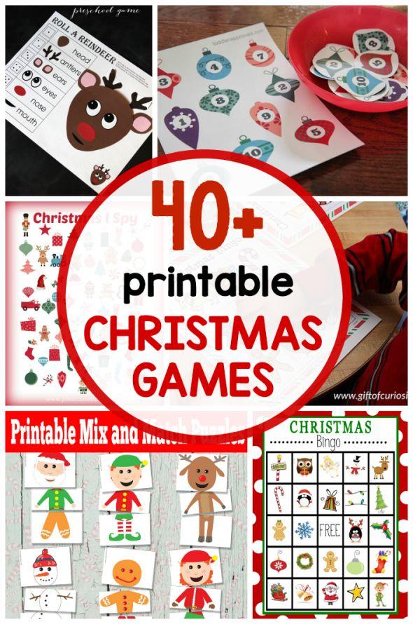 Classroom Holiday Party Games   Mrs. Sarah\'s Classroom Blog