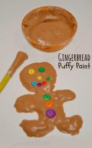 ginger bread pain