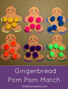 gingerbread matching